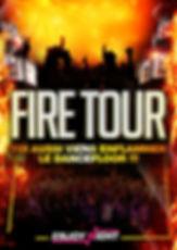 FIRE TOUR