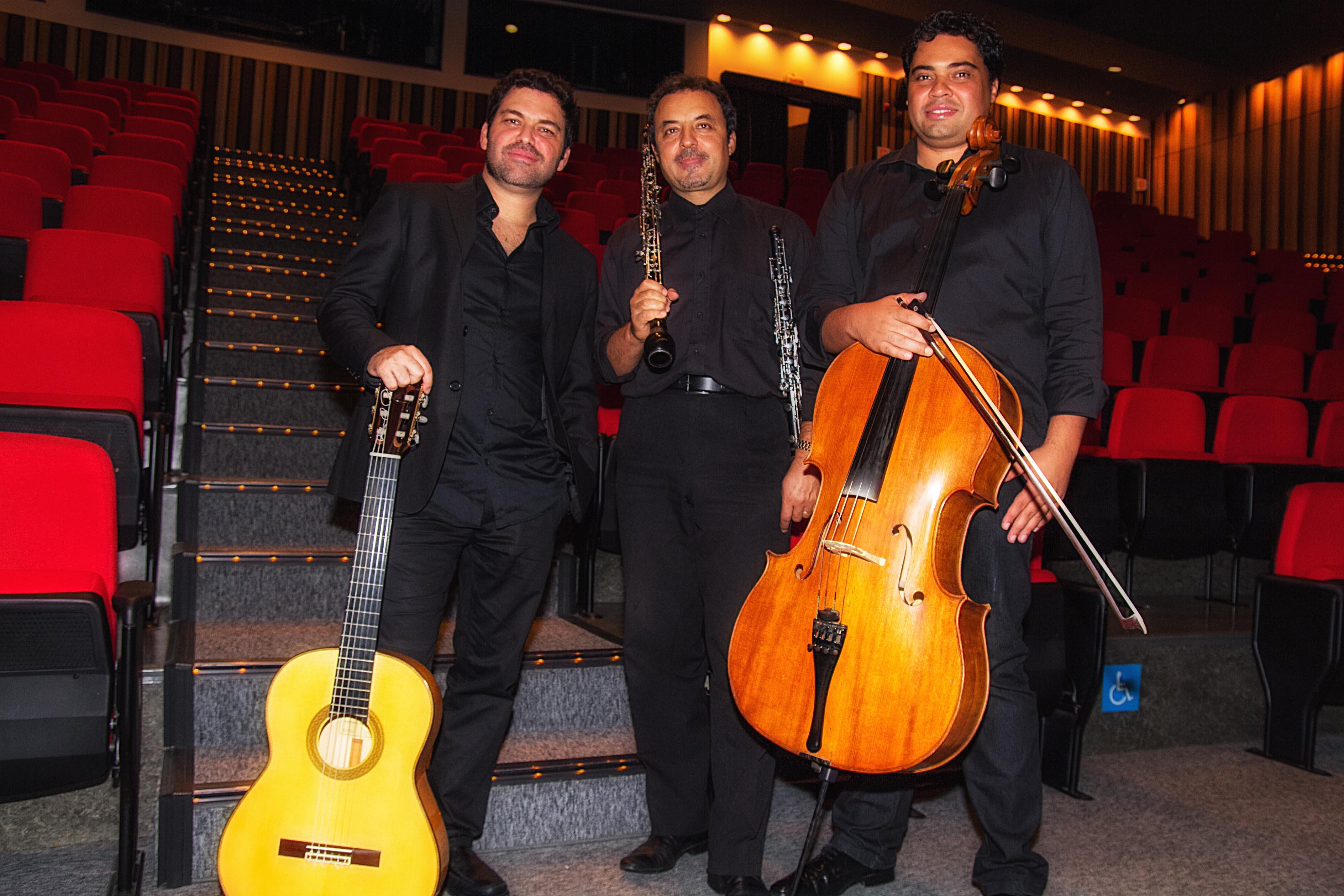 Sesc Bom Retiro Fabio Moraes Trio
