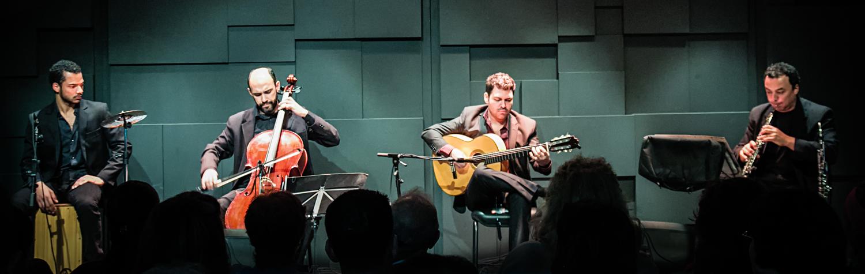 Sesc Santana - Fabio Moraes Quarteto