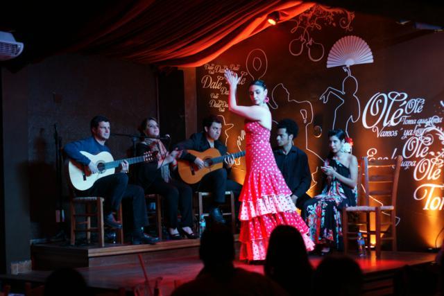 Flamenco Paellas Pepe