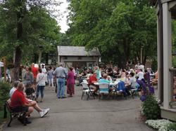 Beer Garden August