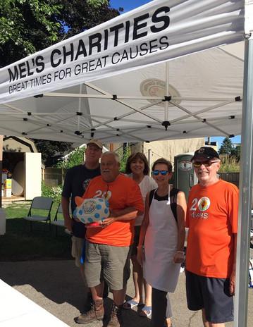 Mel's Charities
