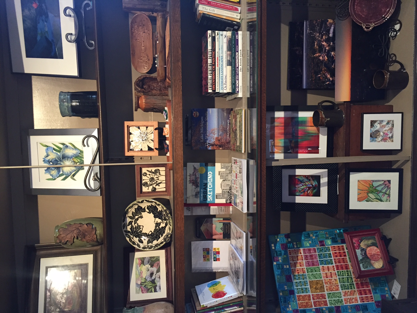 Gift Shop Cedarburg Art Museum