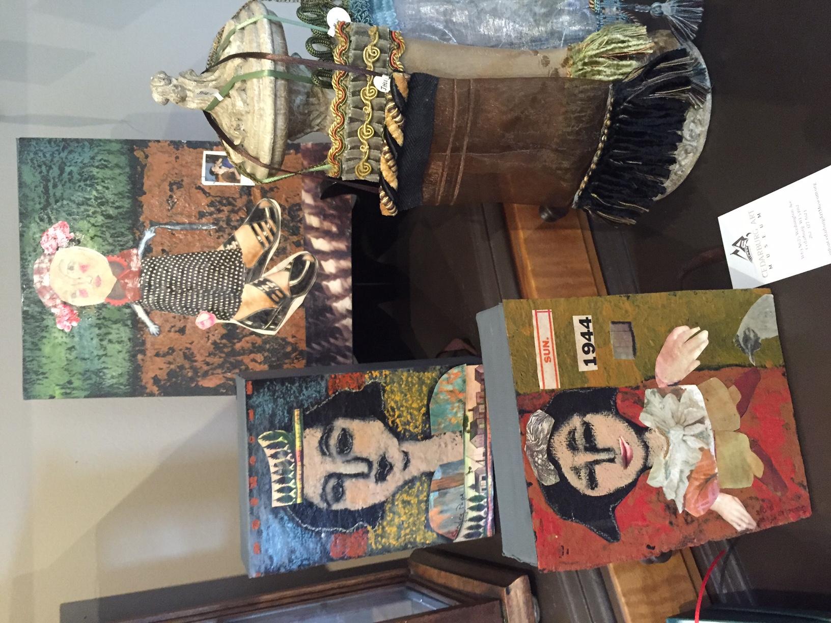 Sandra Pape, paintings