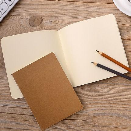 Simple-Vintage-Kraft-Paper-Notebook-Plai