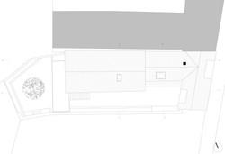 Půdorys - střecha