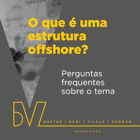 O que é uma estrutura offshore?