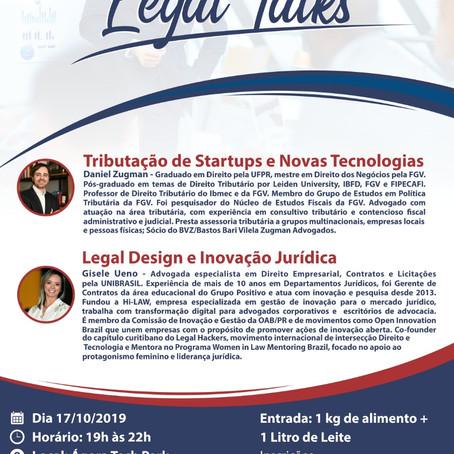 Evento | Tributação de Startups e Novas Tecnologias