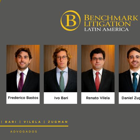 Benchmark Litigation Latin America 2021