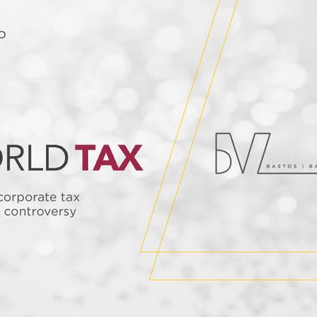 Reconhecimento - World Tax Award