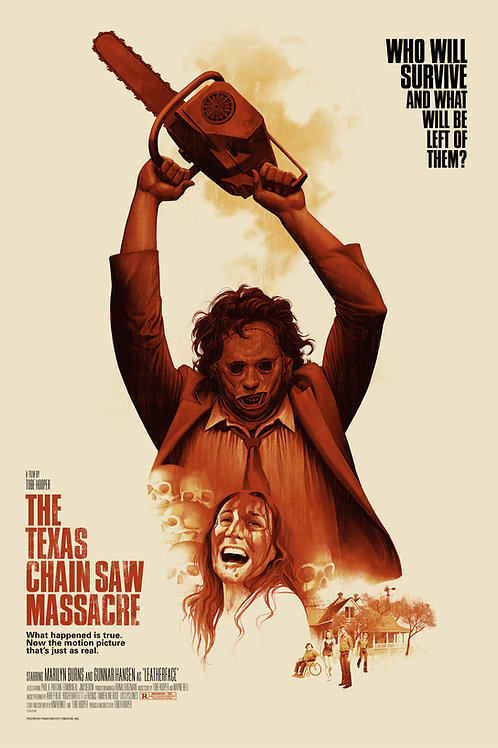 The Texas Chainsaw Massacre (Reg) Pre-Sale