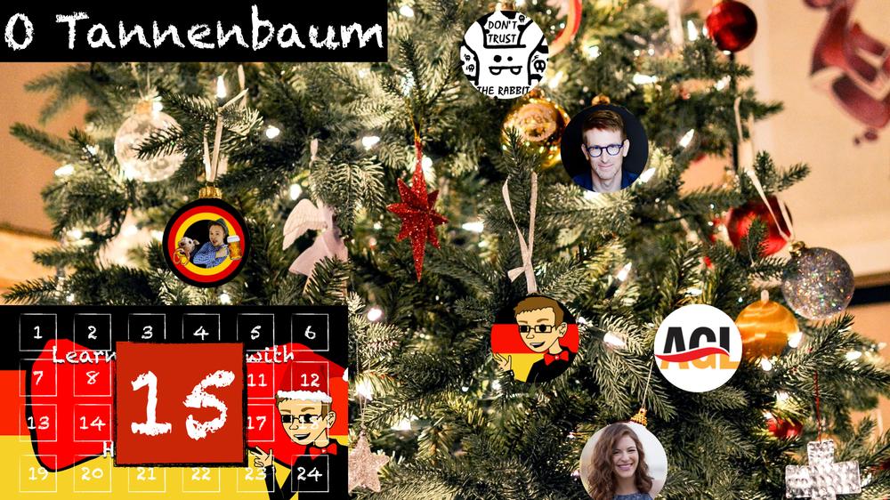 Rammstein Oh Tannenbaum.Herr Antrims Adventskalender Tag 15 O Tannenbaum