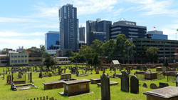 St Johns Cemetery, Parramatta NSW