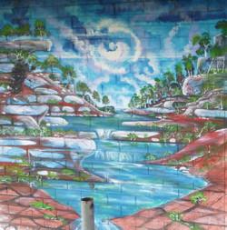 Inverell - Mural