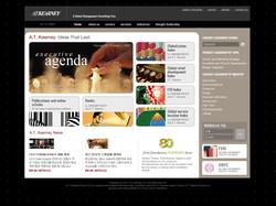 A.T.Kearney Korea 홈페이지