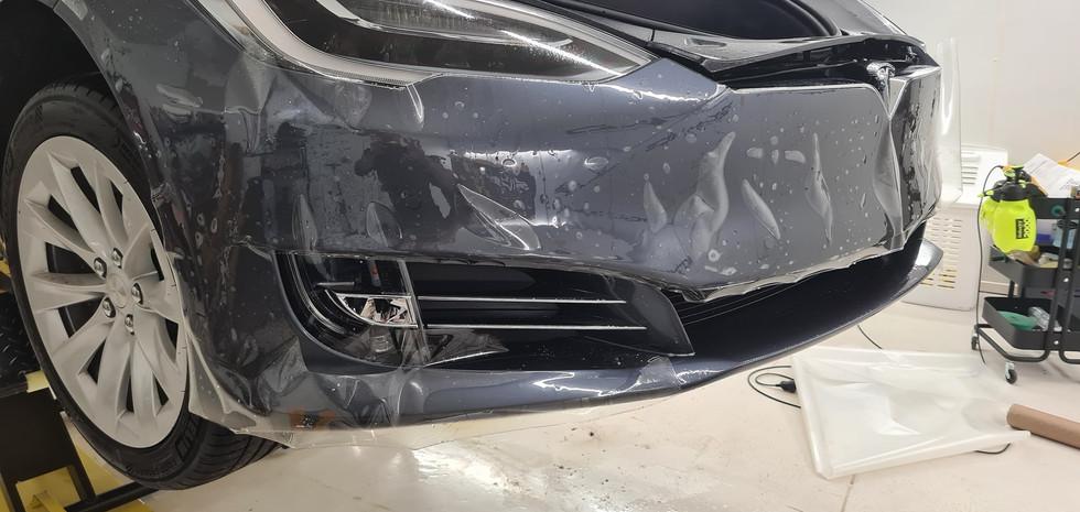 Tesla lakbeskyttelse