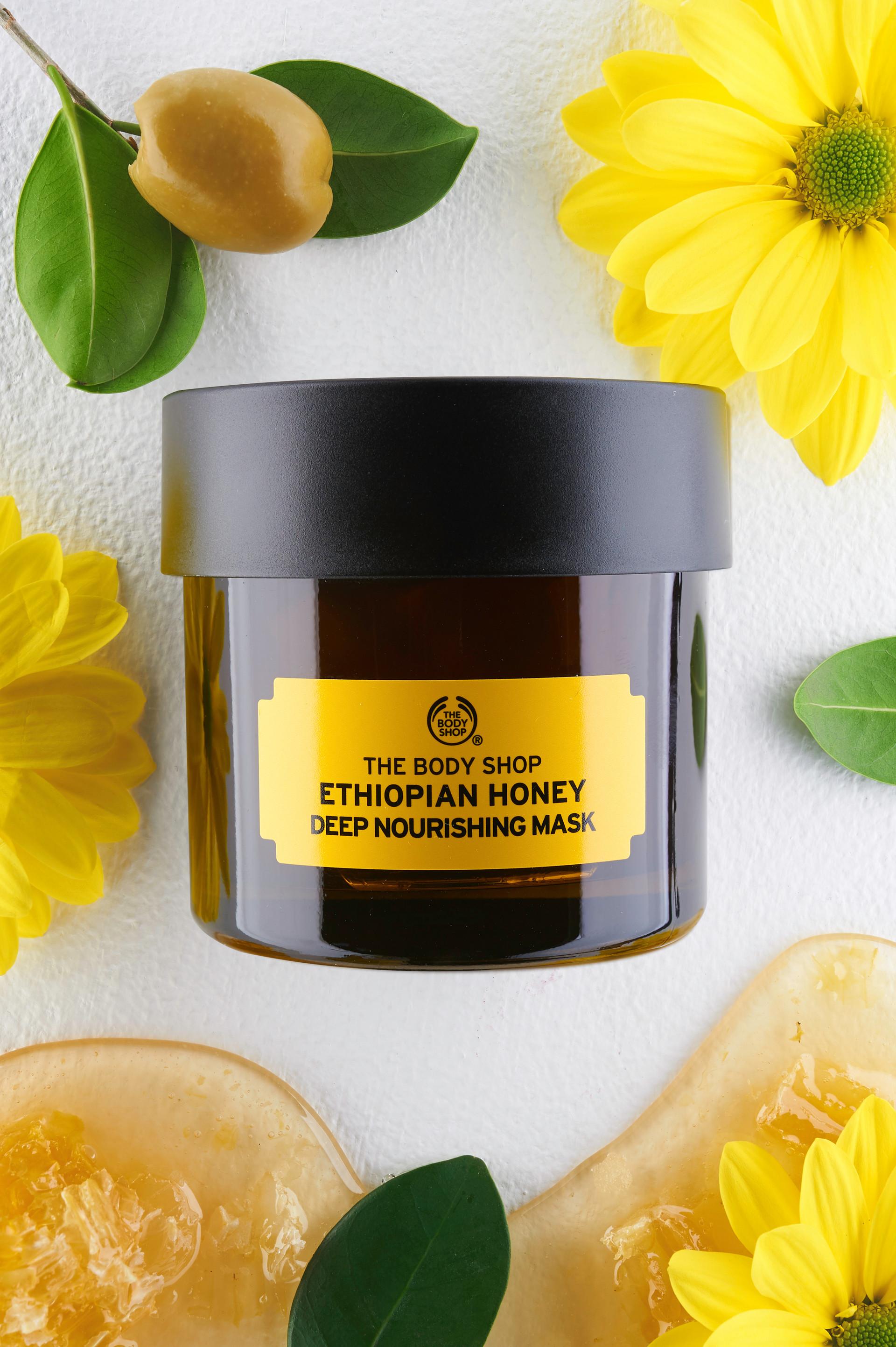 BodyShop Ethiopian Honey