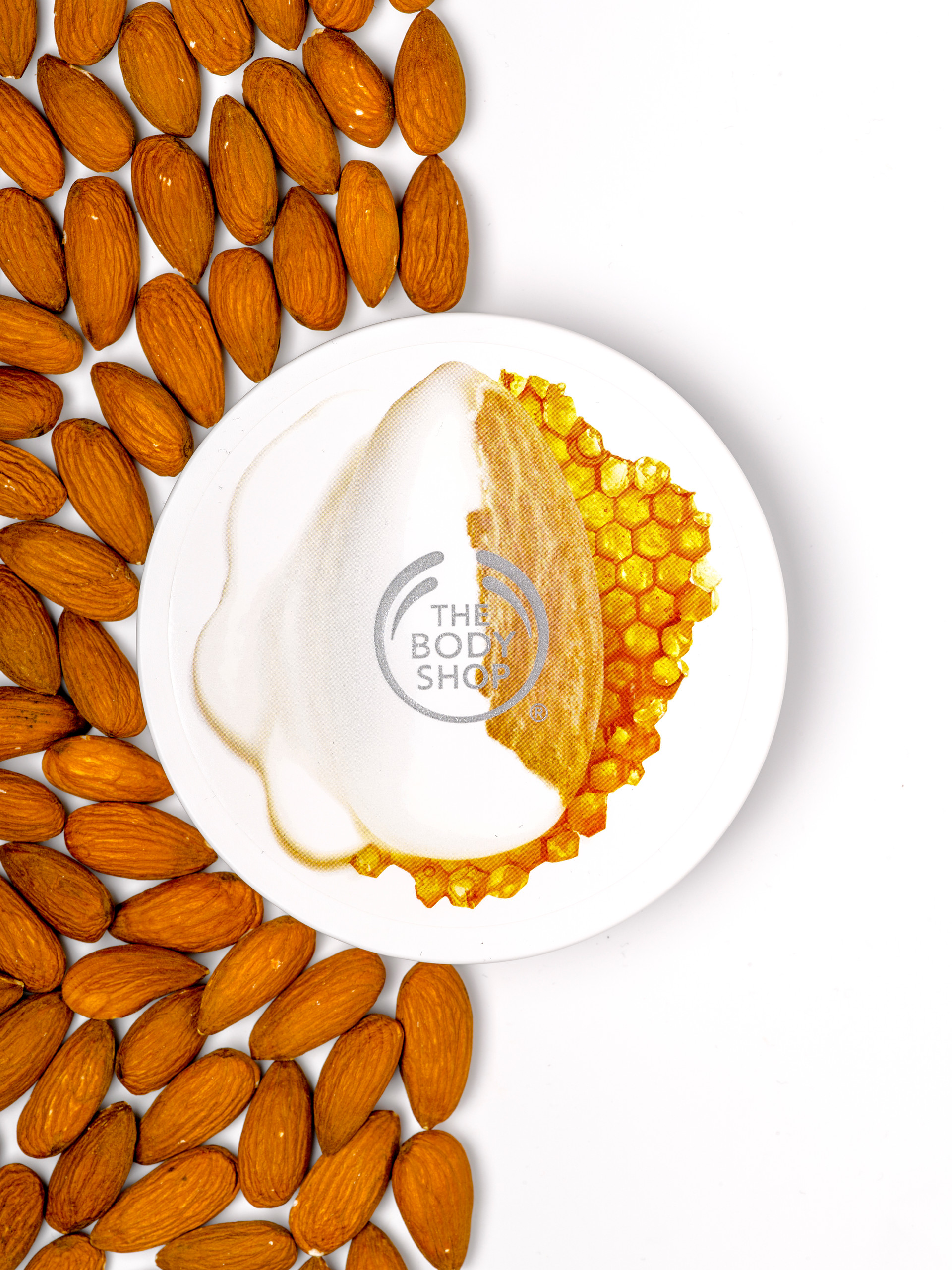 BodyShop Almond and Honey Body Butter