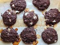 grain free chewy rocky road cookies recipe