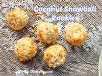 grain free coconut snowballs recipe