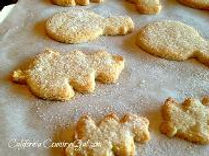 grain free cut-out cookies recipe