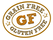 grain free badge