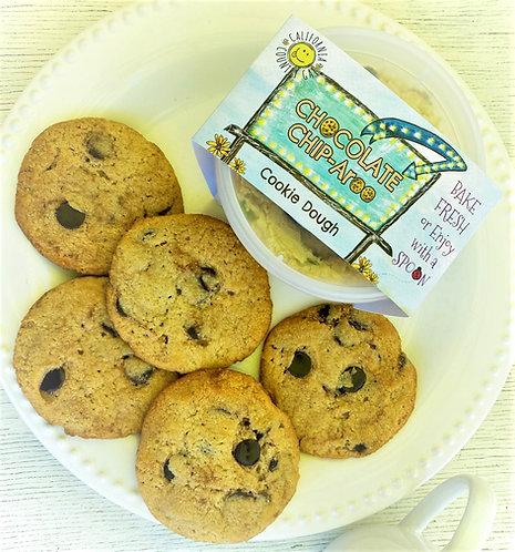 Keto Cookie Dough 2PK Chocolate Chip