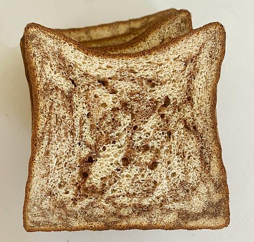 2pk Organic Cinnamon Loaf
