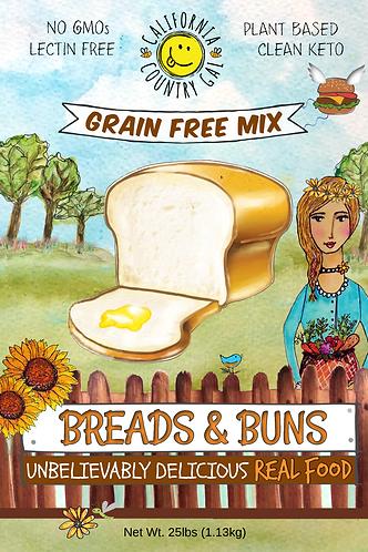 Original MP Bread Mix 25lb
