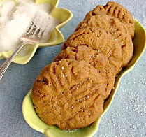 grain free peanut butter cookies recipe
