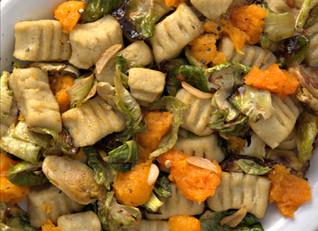 Easy Veggie Gnocchi