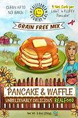 California Country Gal Keto Pancake_Waffle Mix 8.8oz