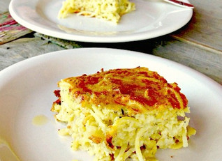 Pastita or 'Spoodle' Casserole