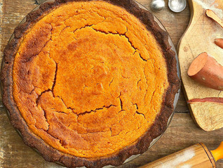 Easy Blender Sweet Potato Pie