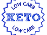 low carb badge