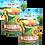 Thumbnail: Organic Mix 2pk Burger Bun