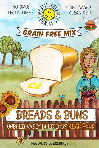 Original Bread Mix 50lb Box