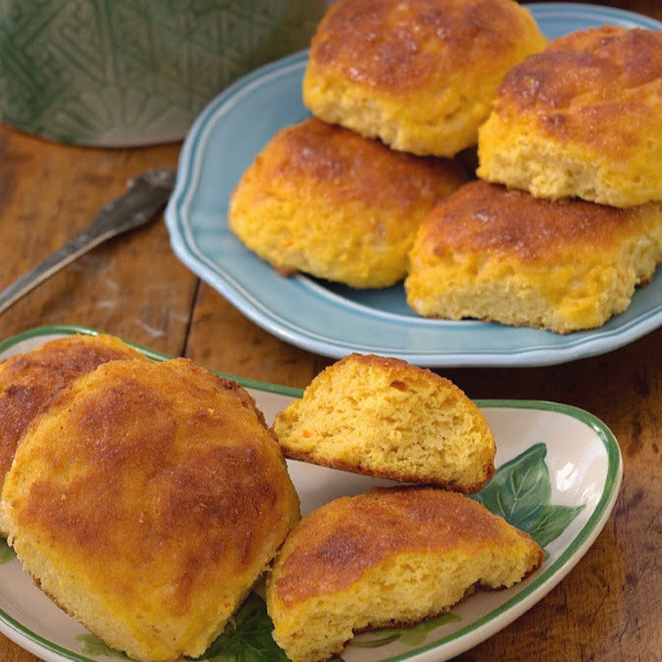 grainfree cheese biscuits