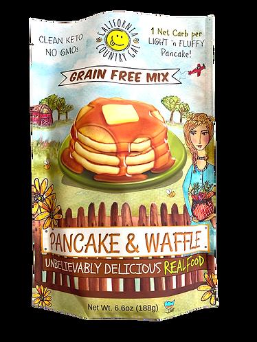 1 Net Carb! Pancake/Waffle