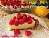 grain free lemon chiffon pie recipe
