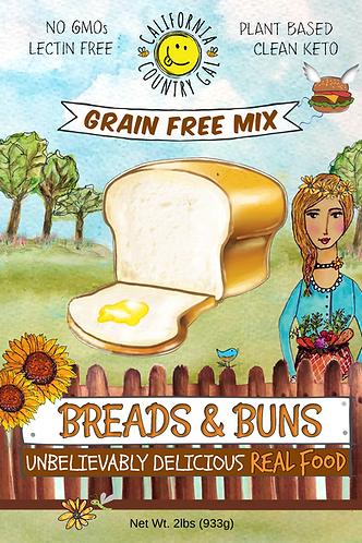 Original MP Bread Mix 2lb Bag