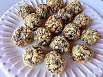 grain free chocolate peanut truffles recipe
