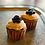Grain Free Peanut and Jelly Cupcakes