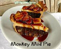 grain free monkey mud pie recipe