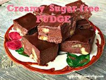 grain free creamy fudge recipe