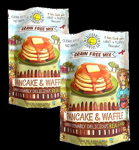 NEW 2 Pack Pancake/Waffle