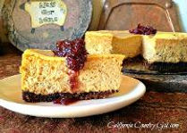 grain free pumpkin cheesecake recipe
