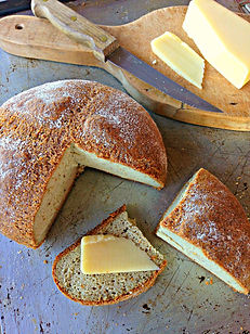 keto, grain free rustic breads by California Country Gal,  Annbelle Lee