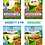 Thumbnail: 4pk Variety Mixes Certified Organic