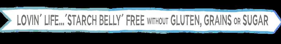 grain free banner